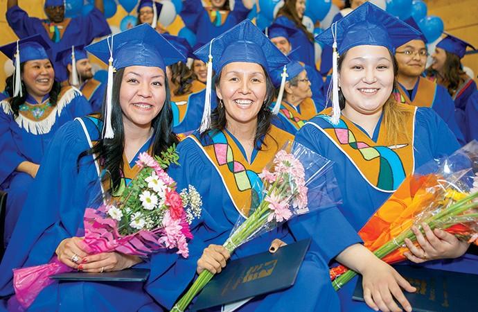 Aurora College salutes 29 graduates in Fort Smith