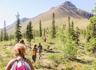Northern youth summer camps take off in the NWT