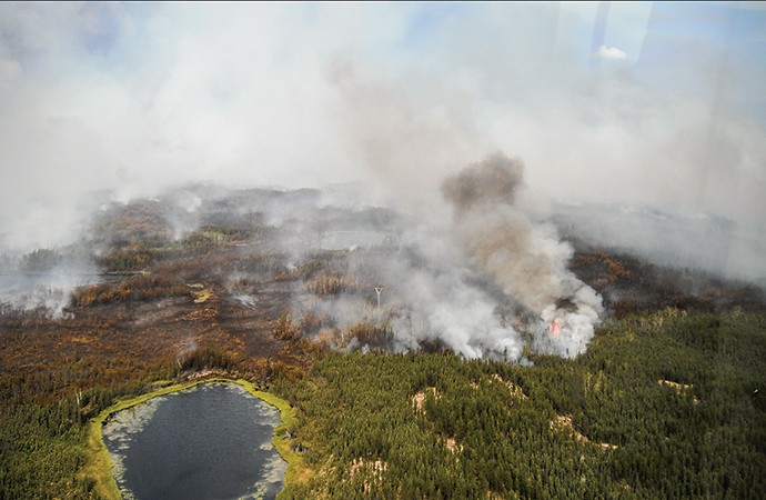 Fire fatigue takes hold in smokey NWT capital
