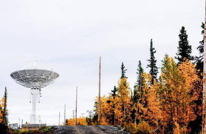 Ottawa announces new funding, satellite dish for Inuvik facility