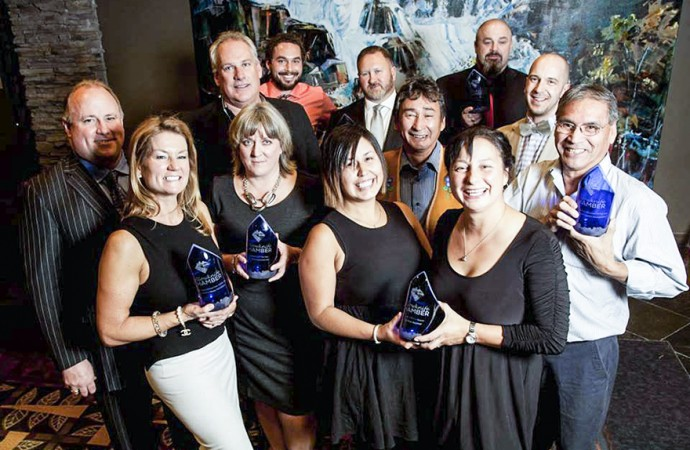 Yellowknife commends entrepreneurial excellence with 2014 Business Gala Awards
