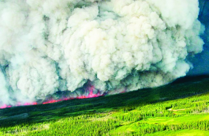 Poor wildfire planning puts communities in peril