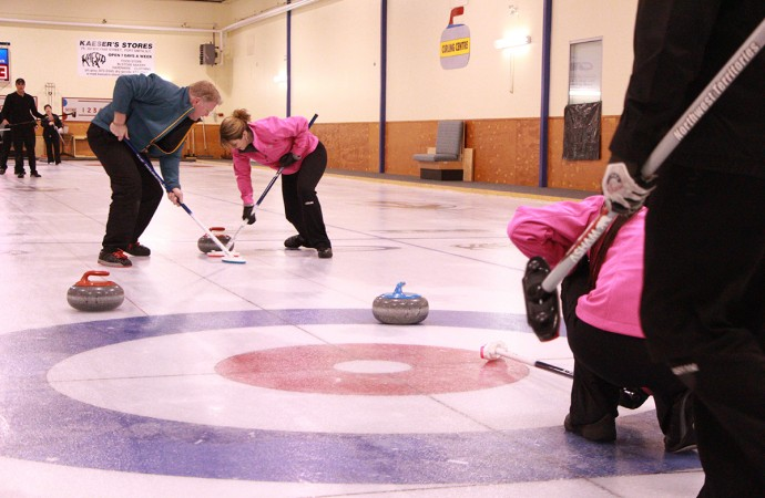 Mixed doubles meet in Fort Smith for curling champs