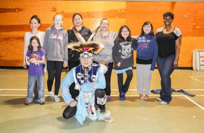 Fort Smith youth share their stories through performance