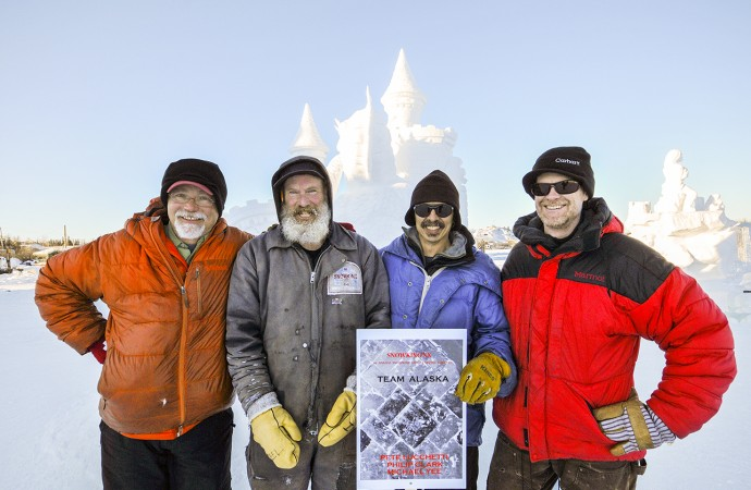 Yellowknife's Snowking launches 20th annual festival
