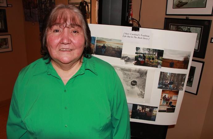 Translator teaches Cree traditions through storytelling