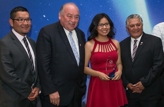 Sport North recognizes top NWT athletes of 2014