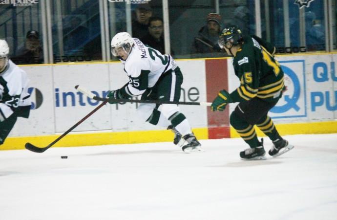 Fort Smith hockey player lands scholarship