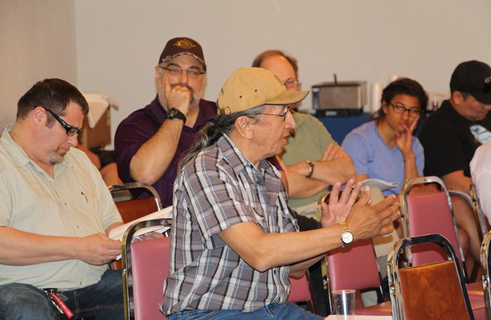 Fort Smith voices distrust around fracking in NWT