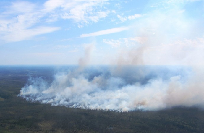 Fire operations grind to halt after helicopter fuel stolen