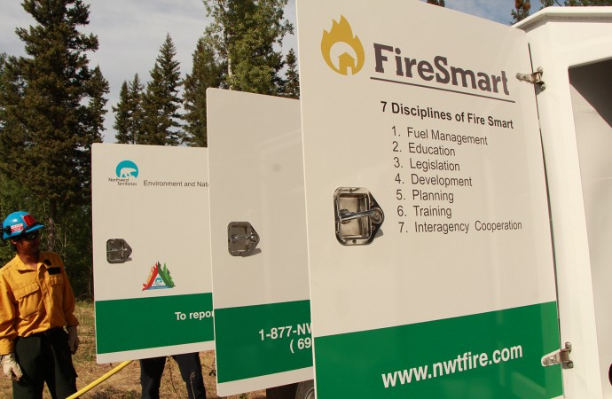 NWT ramps up FireSmart program to stop property loss