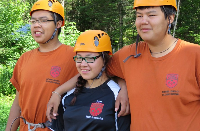 Junior Canadian Rangers head to Quebec for training