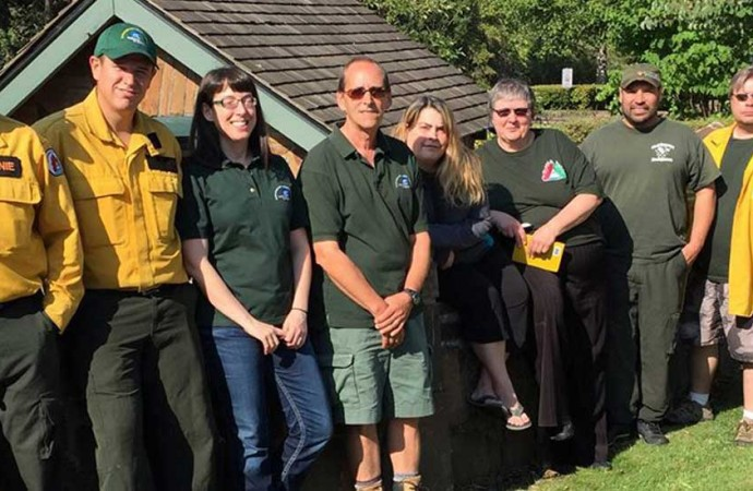 NWT exports team to fight fires in Oregon