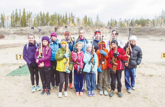 Fort Smith nordic club gets fired up for new season