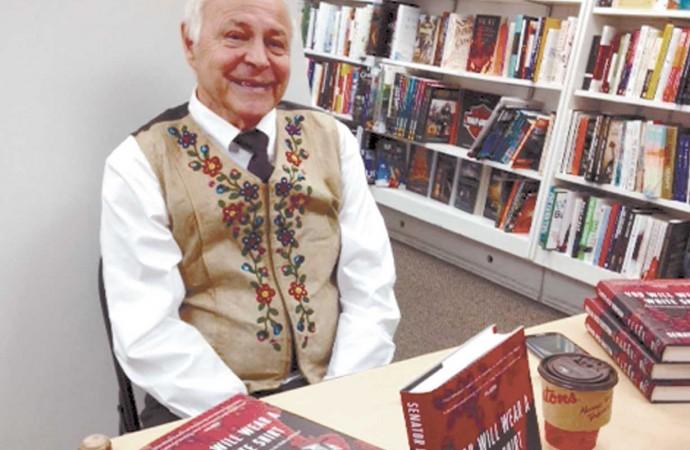 Senator Nick Sibbeston gets candid in new memoir