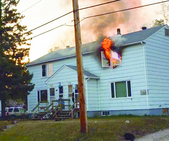 What to do when a house fire happens to you