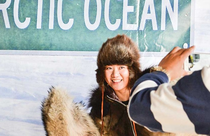 Inuvik moves to capitalize on big 2015 tourist season