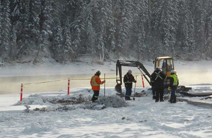 Charges laid in 2013 Obed Mountain coal mine spill