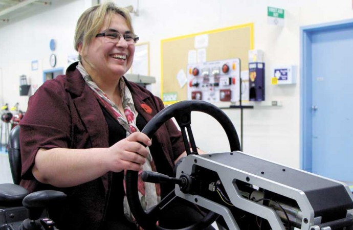 Aurora College puts trades on display at Thebacha campus open house