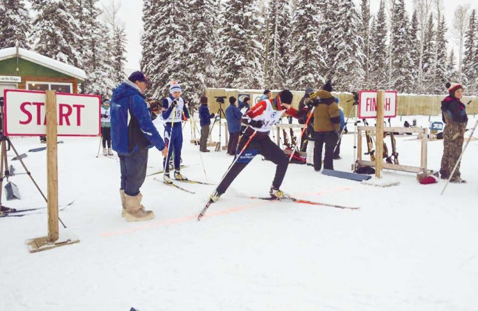 Team NWT looks for the best in 2016 AWG trials