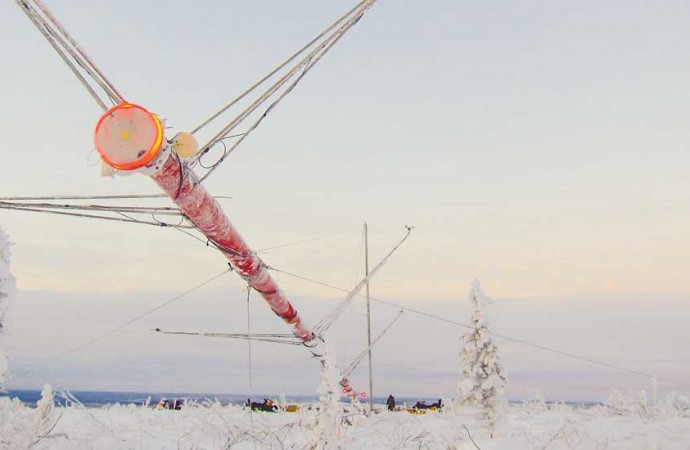Inuvik tests for wind power feasibility on the road away from fossil fuels