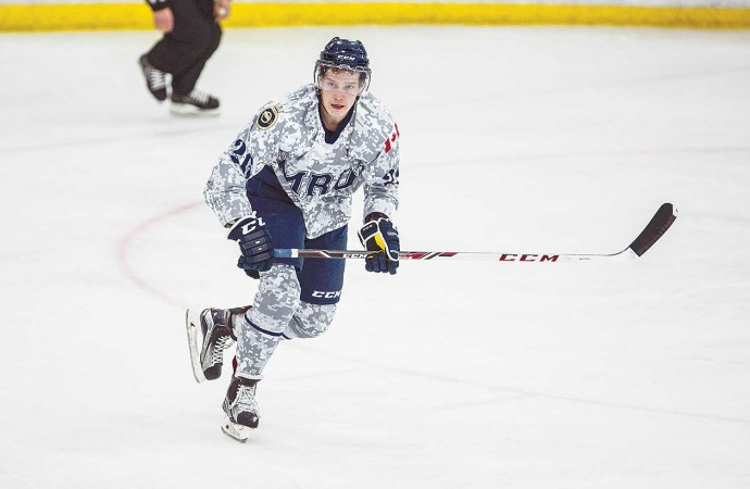 MacPherson adds speed to Mount Royal defence
