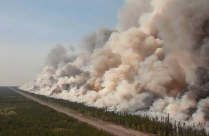 2015 Year in Review: Climate change leaves NWT high and dry