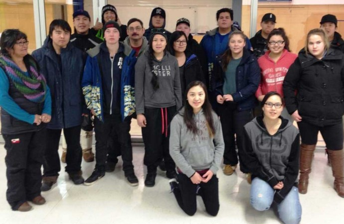 AWG Dene Games trials held in Fort Smith