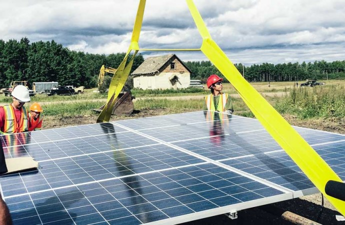 Tipping the scales on renewable energy: costs, benefits of going green