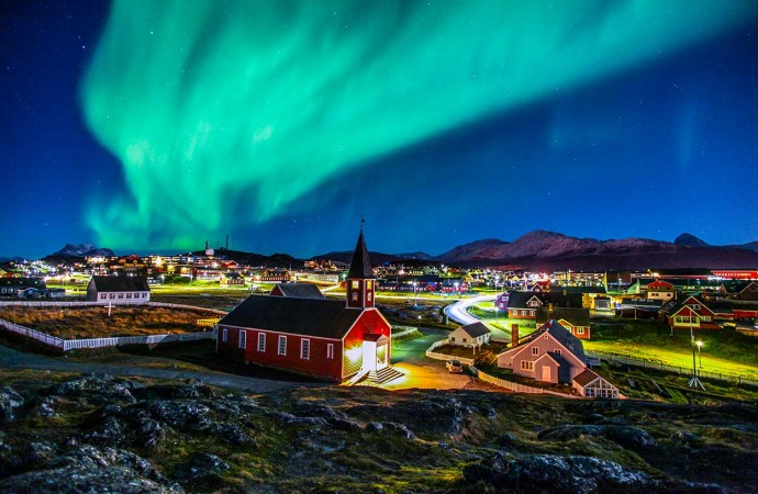 Arctic Winter Games a coming of age for Greenland