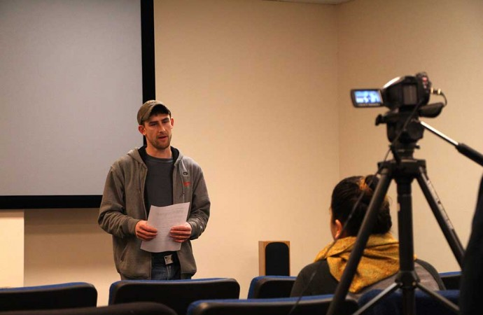 Auditions for new Van Camp movie in Fort Smith