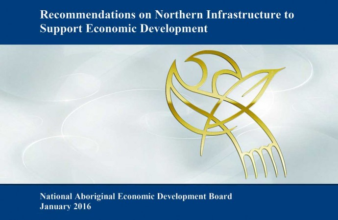 Northern infrastructure report anticipates federal funding