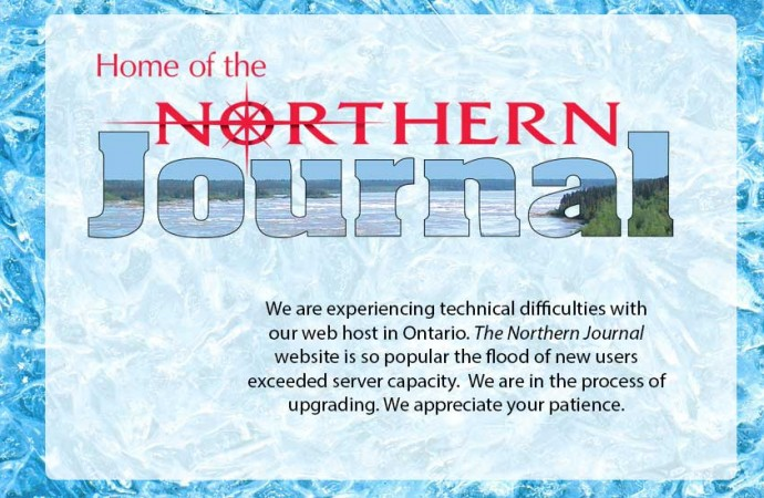 An Announcement from The Northern Journal: Website