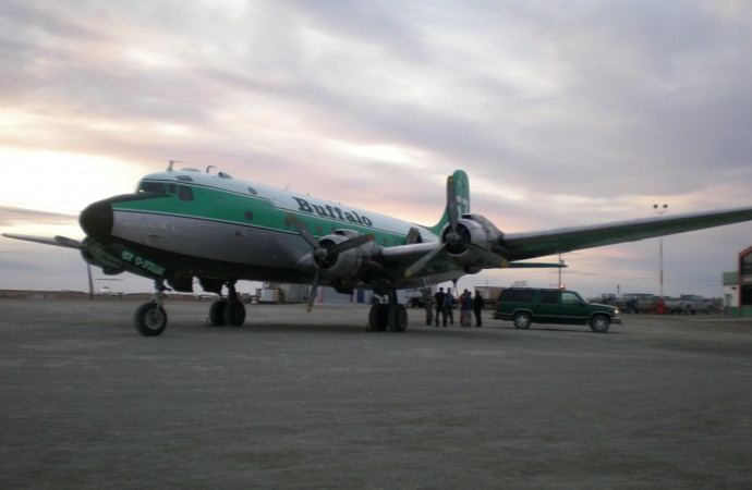 Transport Canada clears Buffalo Airways
