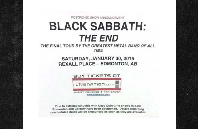 """Is this """"the end?"""" YK rock writer stood up in Edmonton"""