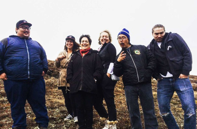 Inuktitut skit comedy show Qanurli? still growing