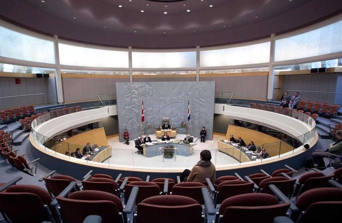 MLAs set stage for NWT budget debate