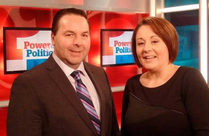 Hay River's Schumann exchanges business life for government cabinet posts