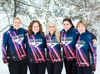 Again and almost: NWT curlers head to pre-Scotties