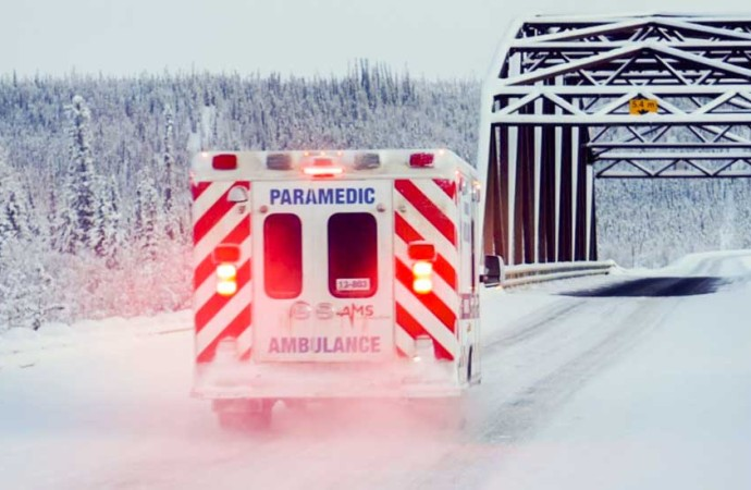 'New' ambulance provider lands in Inuvik