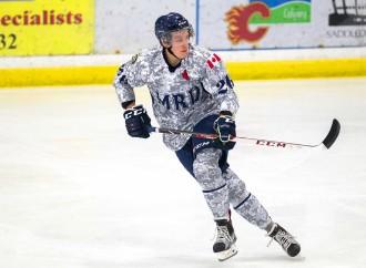 MacPherson injured in playoff tilt against UBC