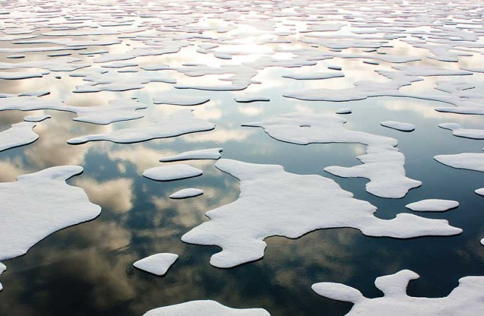 January sets new record lows for Arctic ice levels