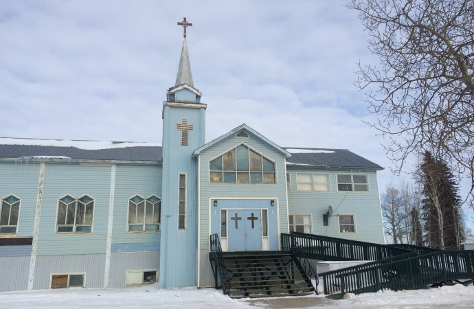 Change cuts Vatican support  for NWT Catholic diocese