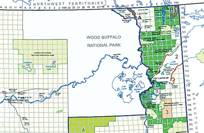 Smith's Landing rejects Athabasca land use plan