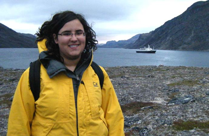 Daughter inspires Fort Smith artist to travel Arctic