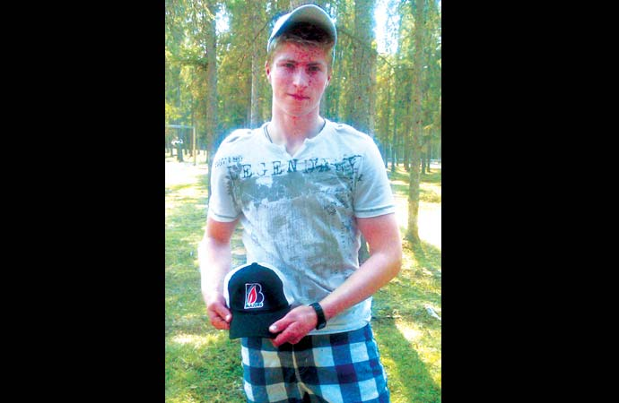 Fort Smith hockey player drafted into WHL