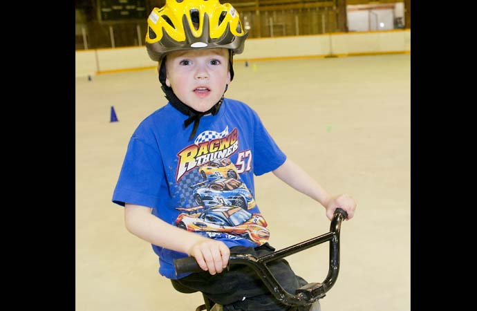 Bicycle helmets for all