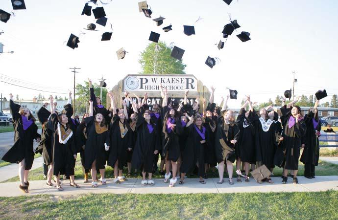 Cheers to PWK graduates!