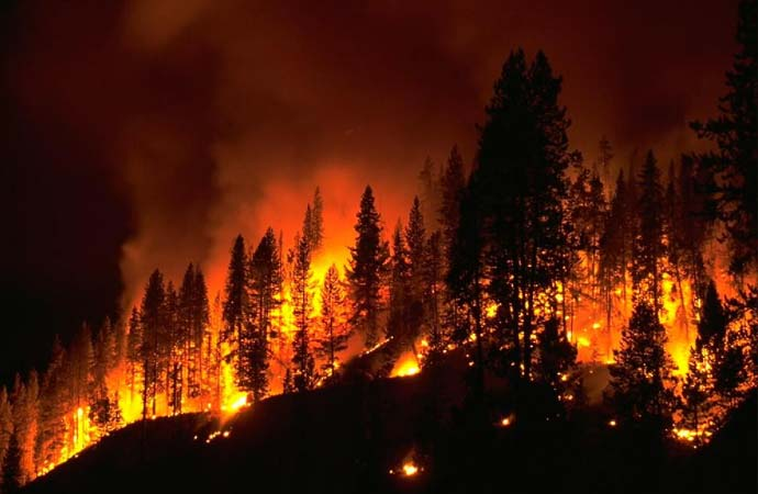 South Slave on high state of wildfire readiness