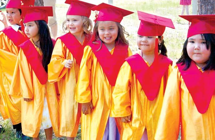 Celebrating the future at Head Start graduation